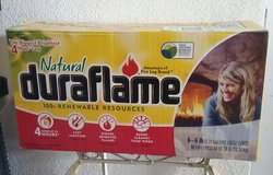 Duraflame Fire Logs in Ramstein, Germany