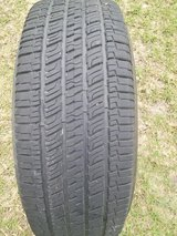 SUV Tire in Beaufort, South Carolina