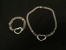 Brighton bracelet and necklace set in Cleveland, Texas