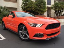 2015 Ford Mustang Fastback in Fort Irwin, California