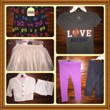 4T Girl clothes (61 pieces) in The Woodlands, Texas