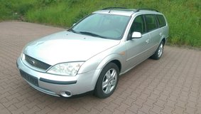 Reduceed! Ford Mondeo Ghia TDCI Diesel Station Wagon Automatic Gas saver in Ansbach, Germany