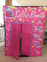 Photo booth with selfie stick in Batavia, Illinois