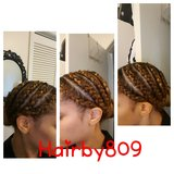 Cornrows, braids and more in Cherry Point, North Carolina