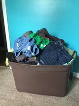 Overflowing Tote of Women's Clothes/Shoes NAMEBRANDS! in Camp Lejeune, North Carolina