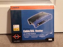Linksys DSL Cable Modem in Fort Campbell, Kentucky