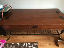 Large coffee table with storage in Columbia, South Carolina