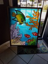 Stained glass pic in Temecula, California