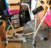 Exercise bike with arm workout in Conroe, Texas