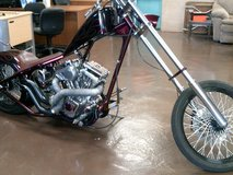 2004 SJR CHOPPER in 29 Palms, California