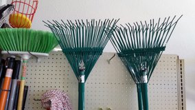 new rakes, hula hoes in 29 Palms, California