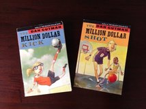 2 Boys Sports Chapter Books 2nd - 4th Grade Reading Level in Naperville, Illinois