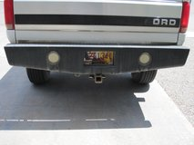 Heavy Duty Steel Rear Bumper Ford, Dodge, Chevy, GMC (EXCELLENT SHAPE!!!) in Alamogordo, New Mexico