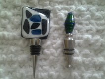 Art Glass (Blown Glass)  Wine Bottle Stoppers in Glendale Heights, Illinois