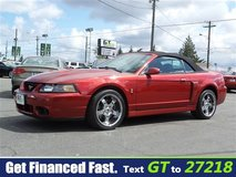 2003 Ford Mustang SVT Cobra - Only 17k for miles 6 speed in Fort Lewis, Washington