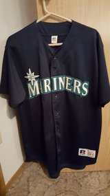 Mariners Jersey in Fort Lewis, Washington
