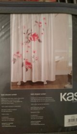KAS Kishi Shower Curtain NEW IN PACKAGE in Warner Robins, Georgia