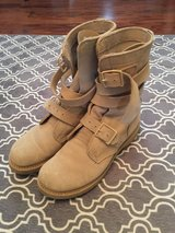 Tanker Boots in Fort Benning, Georgia