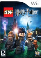 Wii Lego Harry Potter Video Game in Clarksville, Tennessee