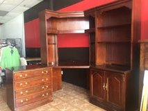 Very Nice Office Desk 5 pc. in Spring, Texas