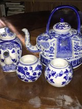 bombay elephant tea kettles and candle holder in Vacaville, California