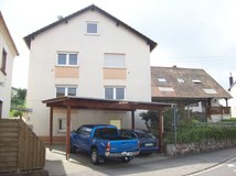 200 sqm freestanding house with big fenced yard in Ramstein, Germany
