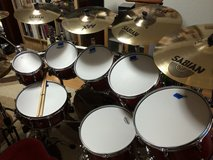 REDUCED FOR SALE! Professional level - Pearl Session Studio Classic (Sequoia Red) in Okinawa, Japan