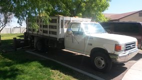 1988 F450 Stakebed with liftgate 7.3 IDI Diesel 5 spd in Alamogordo, New Mexico