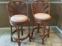 Counter Height swivel bar chairs in Houston, Texas