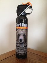 Bear repellent never used in Joliet, Illinois