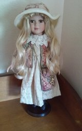 Collectors Choice Porcelain Doll in Conroe, Texas