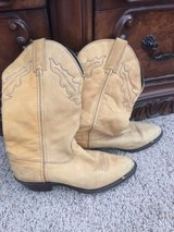 women's leather boots in Vacaville, California