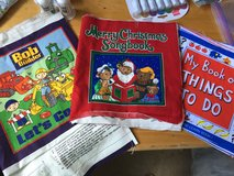 3 quiet books sewing kits in Houston, Texas