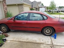1998 ford taurs  FOR SALE  PART CAR in Conroe, Texas