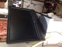 """19"""" tft lcd tv with loading side dvd in Los Angeles, California"""