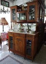 Many new treasures at Angel Antiques in Ansbach, Germany