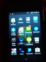 Android 3G phone in Hopkinsville, Kentucky