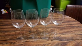 Wine glasses in Ottumwa, Iowa