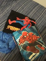 Spiderman pillow & watch in Kingwood, Texas
