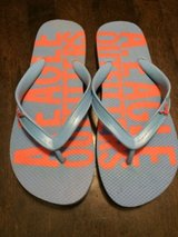 New Women's AE American Eagle Flip Flops sz Small 7 - 8 in Clarksville, Tennessee