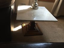 Set of Marble End Tables in Cary, North Carolina