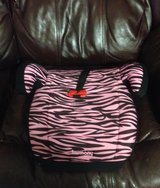 Pink&Black Booster Car Seat * in League City, Texas