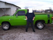 85 dodge truck 74k org miles in Fort Knox, Kentucky