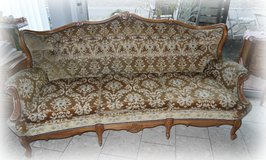 set of Louis XV style couch with 2 matching armchairs in Ansbach, Germany