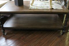 Industrial coffee Table in Naperville, Illinois