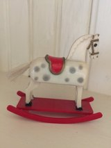 Vintage rocking horse pencil sharpener in Wheaton, Illinois