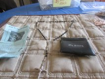 rosary with pouch in Aurora, Illinois