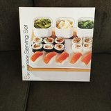 NWT 5 Piece Sushi Serving Set in Camp Lejeune, North Carolina