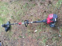 Troy Bilt weedeater in Fort Lewis, Washington