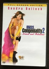 Miss Congeniality 2 in Dyess AFB, Texas
